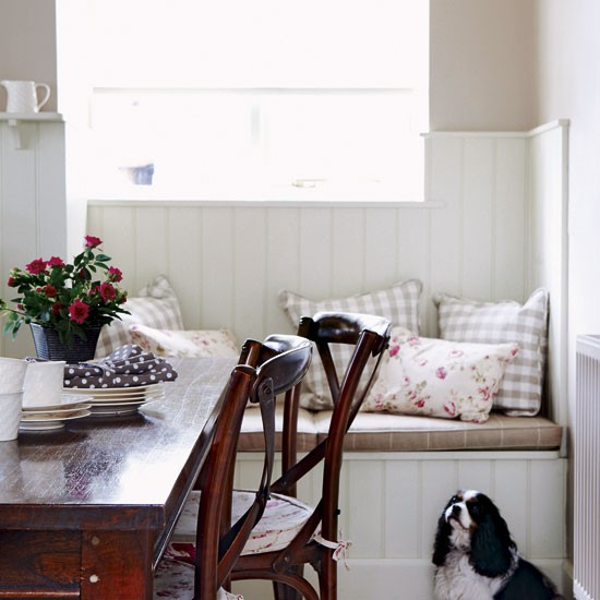 Kitchen Bench Seating: Kitchen-diner With Bench