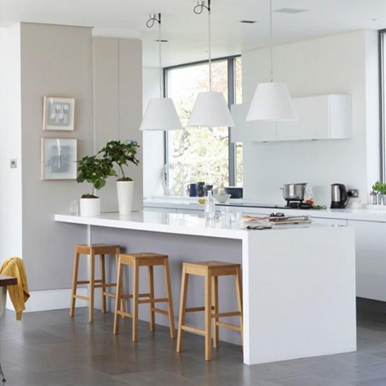 Simple Modern Kitchen