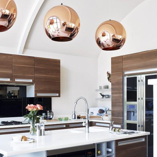 Contemporary Kitchen Lighting: Kitchen Design & Kitchen Ideas