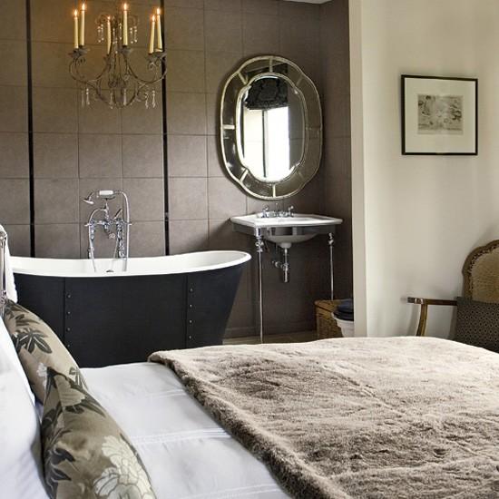Bedroom Suite Decorating Ideas: Bedroom Ensuite Design Ideas