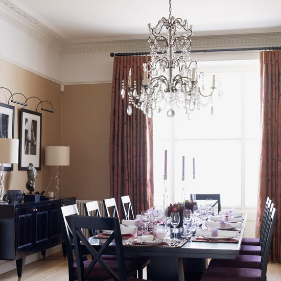 Traditional Large Opulent Dining Room