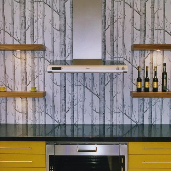 wallpaper about modern kitchen - photo #38