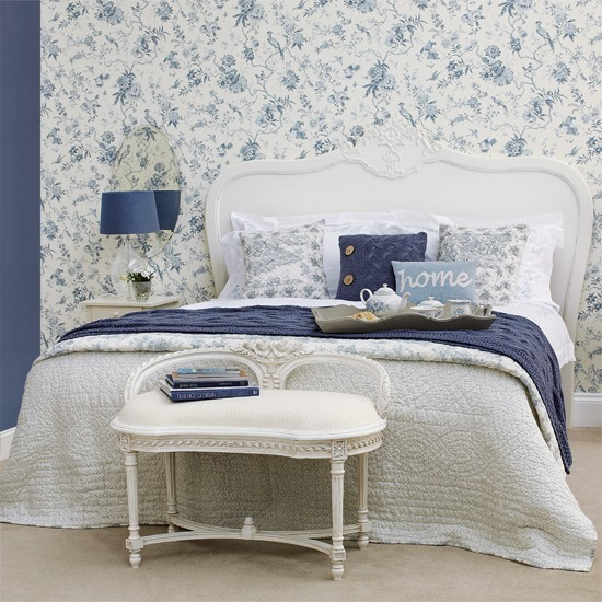 Bedroom Wallpaper Ideas Creative Bedroom Blue Wall Designs Dallas Cowboys Bedroom Paint Ideas Bedroom Interior Design Ideas India: Blue Bedroom Wallpaper
