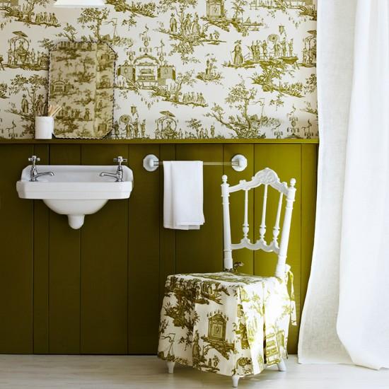 Bathroom Wallpapers