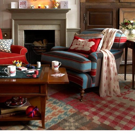 Warm Living Room Rugs: Living Room Furniture
