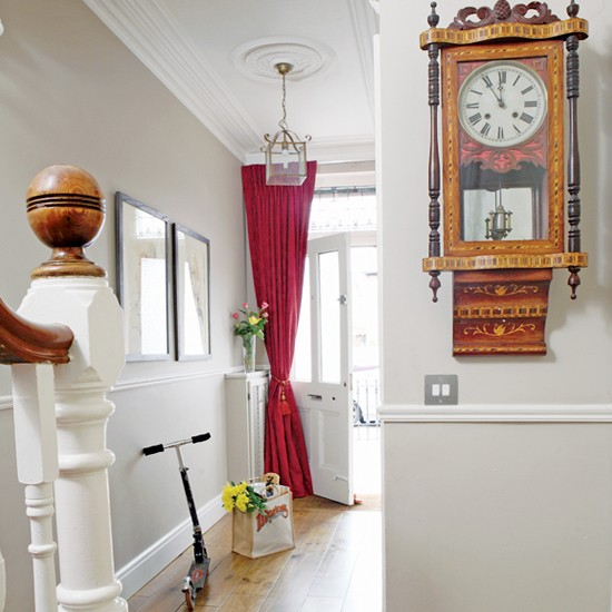 Hallway Decorating Ideas House: Take A Tour Around An Edwardian House In Dublin