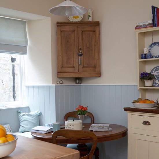 Kitchen Corner Cabinet Ideas: Small Kitchen Design