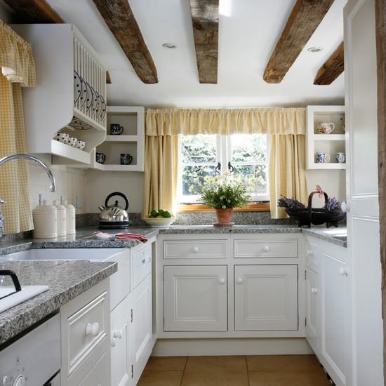 Small Open Kitchen: Small Kitchen Design