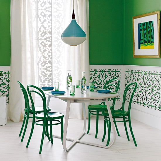 Dining Room Ideas - 10 Quirky