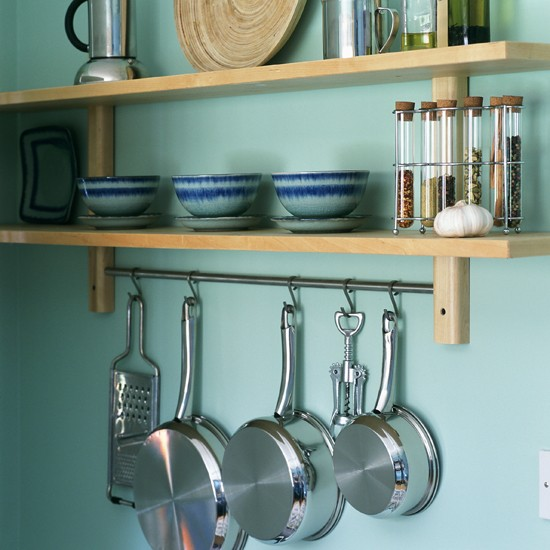 Kitchen Storage Shelf: Best Kitchen Shelving Ideas