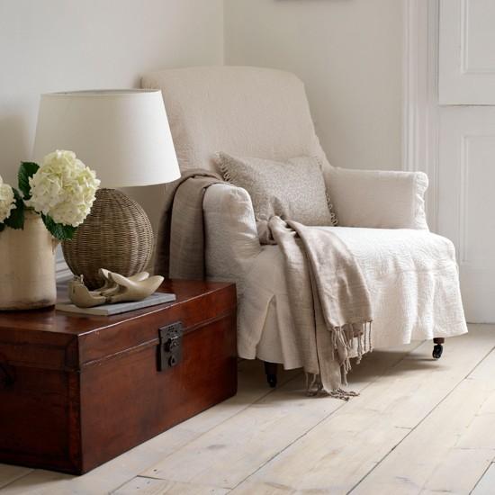 Whitewashing Wood: Whitewashed Wood Flooring