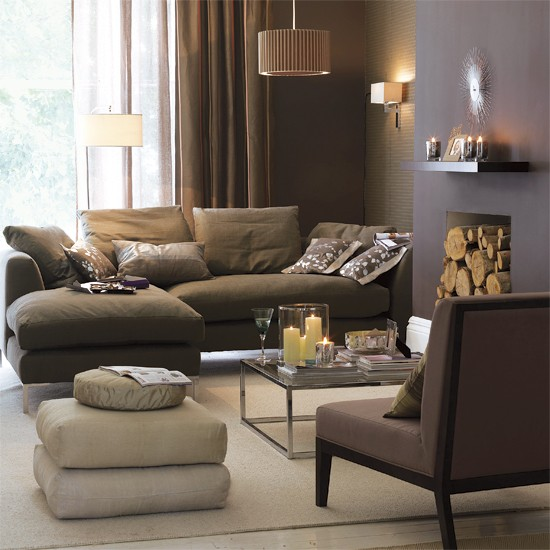 Neutral Living Room Ideas: 5 Ways With Neutrals