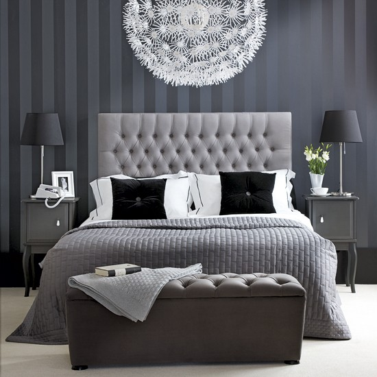 Light Grey Bedroom Ideas: Decorating With Monochrome