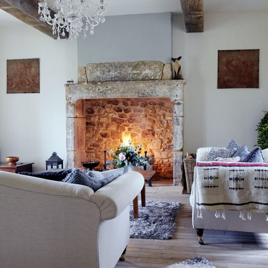 Best Place For Home Decor: Winter Living Room Decorating Ideas