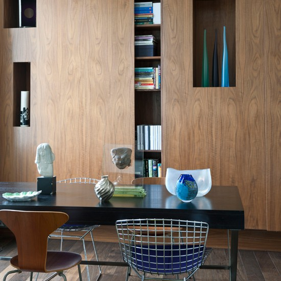 Dining Idea Room Storage: Streamlined Dining Room Storage Unit