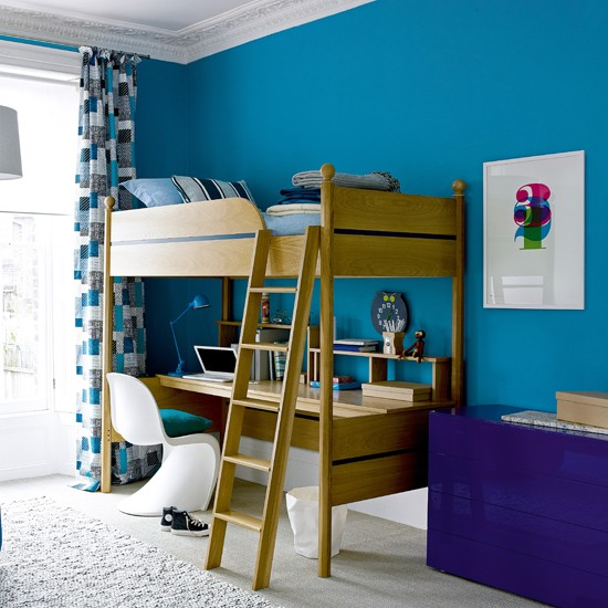 Colorful Kids Rooms: 10 Kids Bedroom Ideas