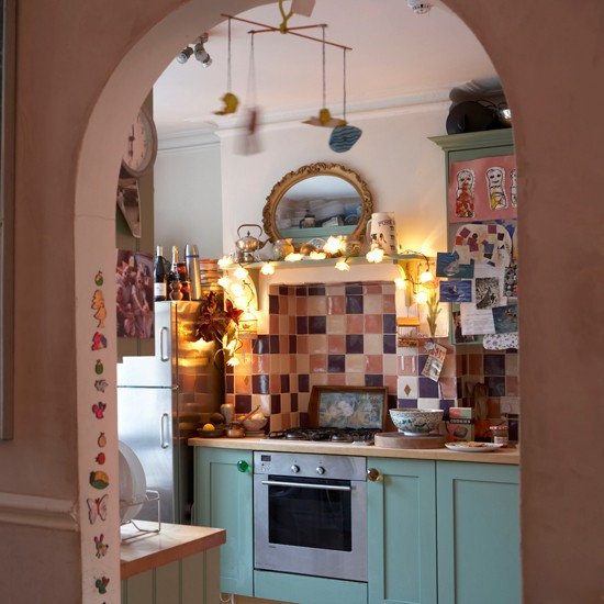 Cozy Kitchen: Be Inspired By The Home Of A London