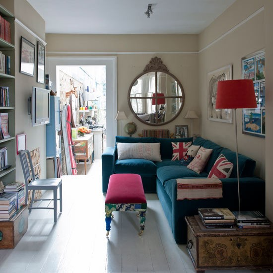 Home Decorating Ideas Uk: Create A British-themed Living Room