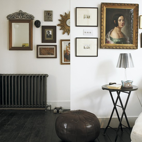 Victorian Hallway: Take A Tour Around An Eclectic Victorian