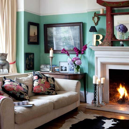 Eclectic Home Decor Ideas: Eclectic Victorian Villa House Tour
