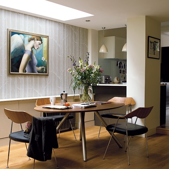 Open Dining Room: Open-plan Victorian Terrace House Tour