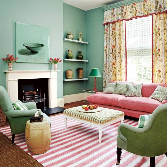 Country-style Living Room