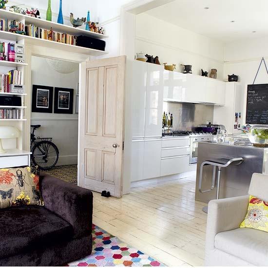 spacious victorian family house tour. Black Bedroom Furniture Sets. Home Design Ideas