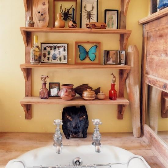 Bathroom Shelving Ideas - 10