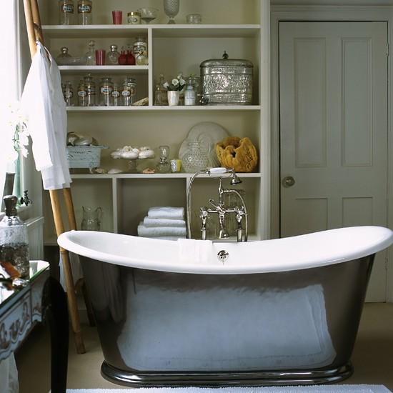 mismatched bathroom shelves bathroom shelving ideas 10 of the best. Black Bedroom Furniture Sets. Home Design Ideas