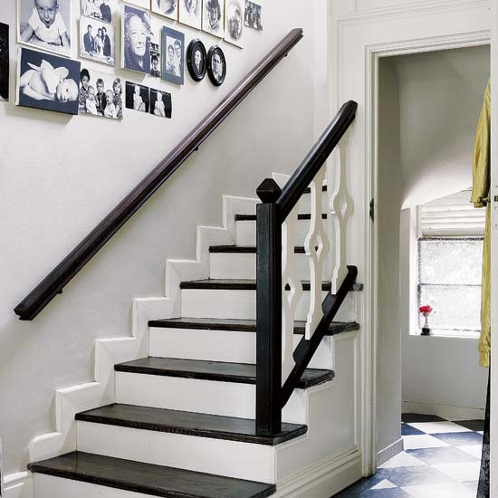 Stylish stairway   Quirky Cape Town home house tour   housetohome. - Deco Ideas Stylish Hallways