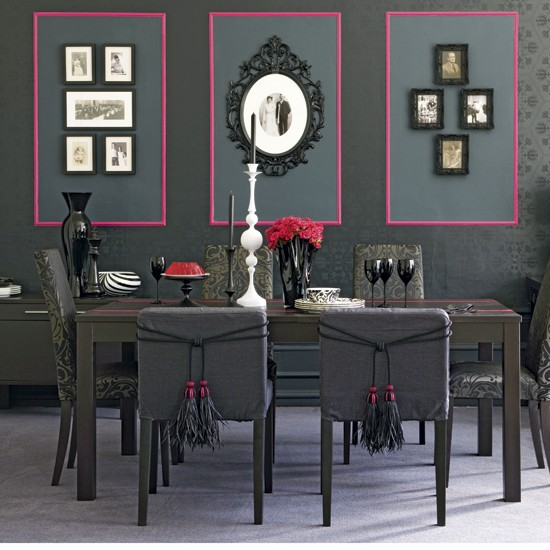 Dramatic Dining Room Design: Add Drama To Your Dining Room In 5 Steps