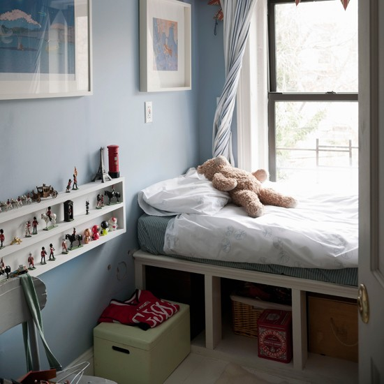 Small Children S Room Ideas: Storage Solutions For Small Spaces