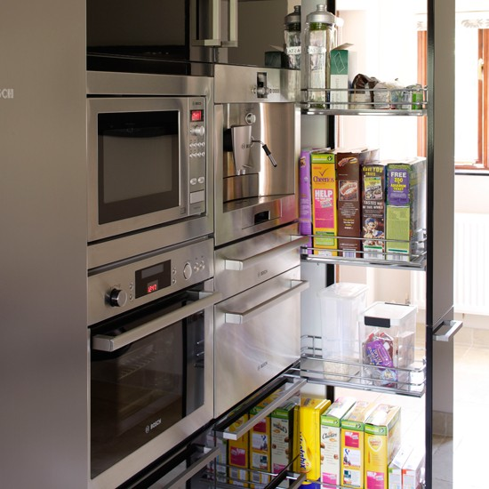Storage Solutions For Small Kitchens Uk