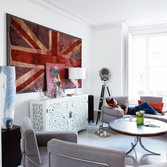 Edgy Victorian House Tour Housetohome Co Uk