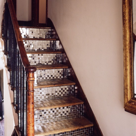 Staircase Ideas For Your Hallway That Will Really Make An: Hallways And Stairs — 10