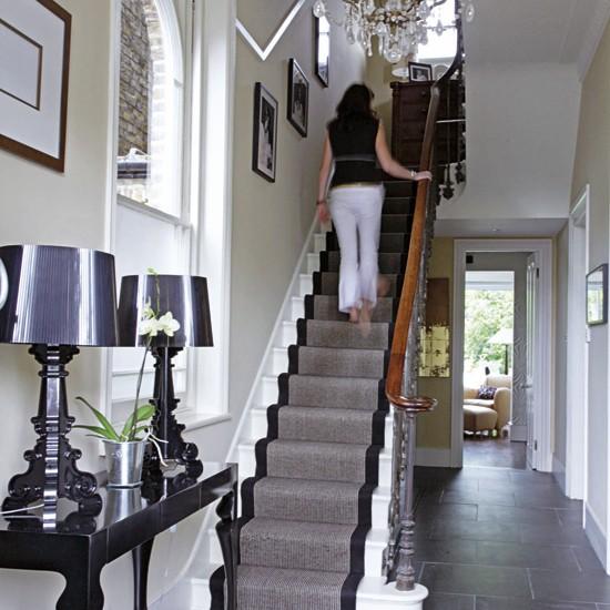 Victorian Hallway: Elegant Victorian House Tour