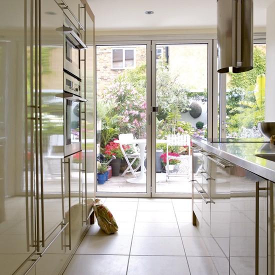 Kitchen Chic Modern Terraced House Housetohome Co Uk