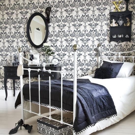 Bold Room Designs: Guest Bedrooms - 10 Ideas