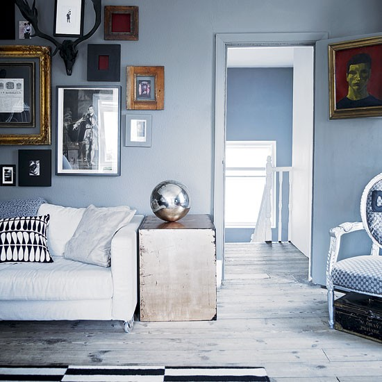 Home Decorating Ideas Uk: Jimmie Karlsson's Upcycled London