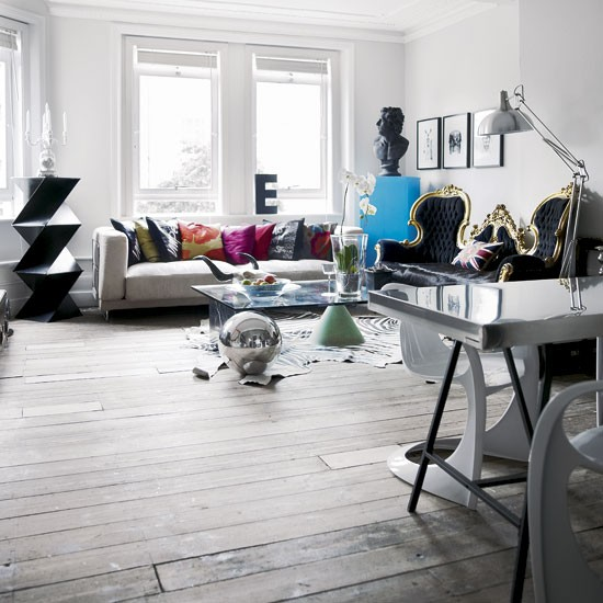 Home Decor Stores London: Jimmie Karlsson's Upcycled London