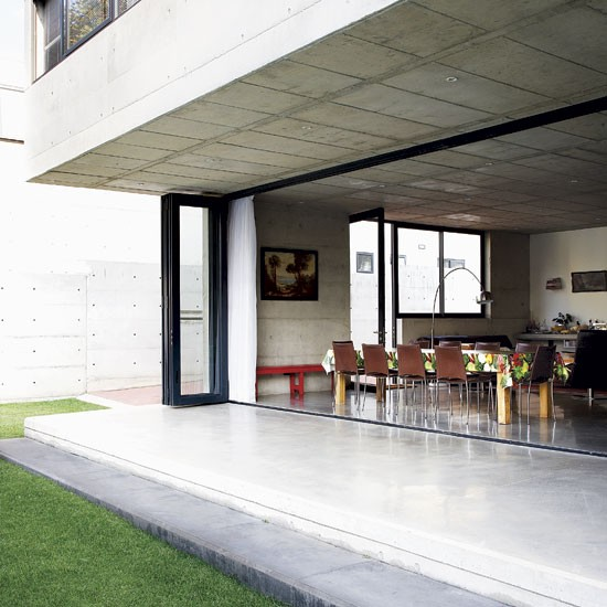 Uber Modernist South African House Tour