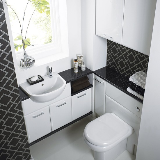 10 Great Ideas To Jazz Up A Small Square Bedroom: INTERIOR DESIGN CHATTER : Bathroom Inspiration
