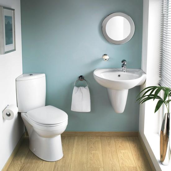 Galerie Optimise Suite From Twyford Bathrooms