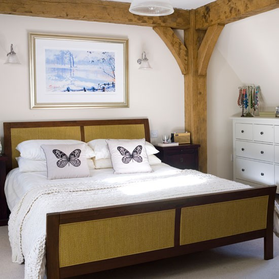 Modern Country Decorating Ideas: Bedroom Decorating Idea