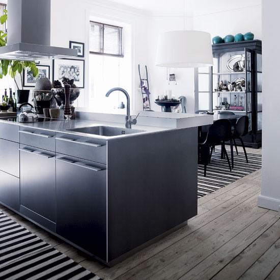 Apartment Kitchen Decorating Ideas: Apartment In Copenhagen