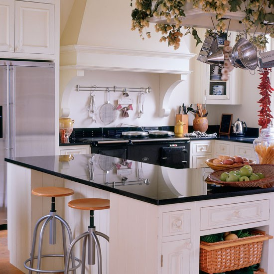 Small Kitchen Design Ideas Uk: Refitting Granite Kitchen Worktops