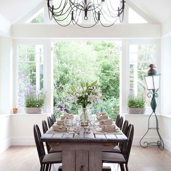 Large Dining Rooms: Large Open-plan Dining Room