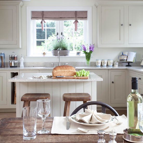 Rustic Country Kitchen Cabinets: Rustic Country Kitchen-diner