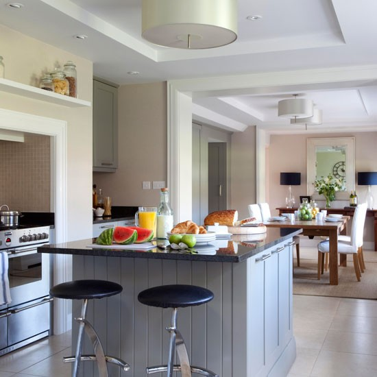 Open Plan Family Kitchen