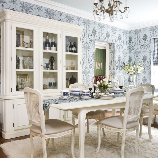 French Dining Rooms: Elegant Dining Rooms - 10 Of The Best